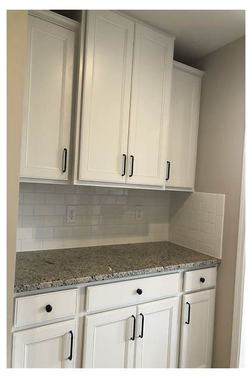 Painted Kitchen Cabinet Pantry kitchen design & decor ideas gallery