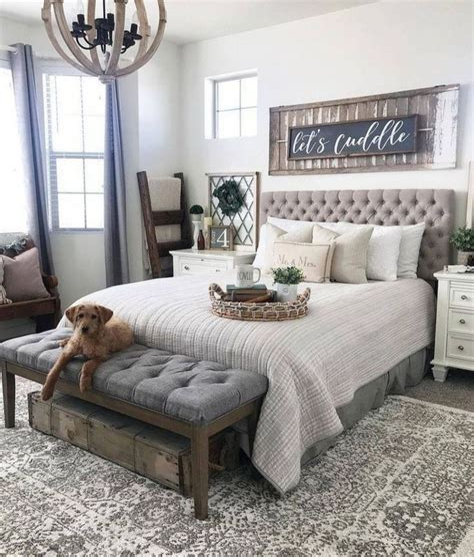 Pinterest Farmhouse Bedroom Ideas bedroom design & decor ideas gallery