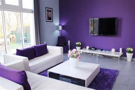 Purple Living Room Interior Design living room design & decor ideas gallery
