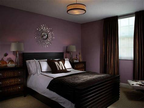 Purple and Tan Bedroom bedroom design & decor ideas gallery