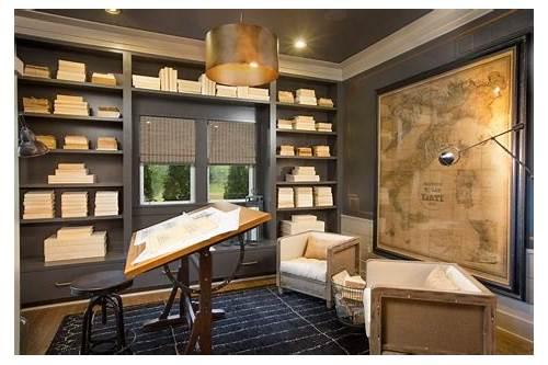 Restoration Hardware Office Decor office design & decor ideas gallery