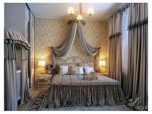 Romantic Bedroom Curtain Ideas bedroom design & decor ideas gallery
