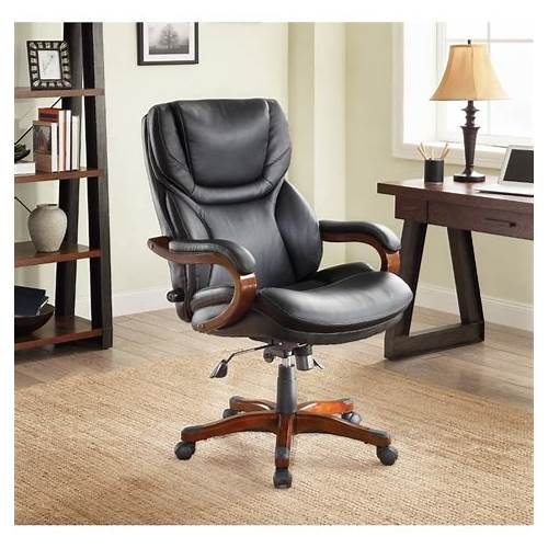 Serta Executive Leather Office Chair office design & decor ideas gallery