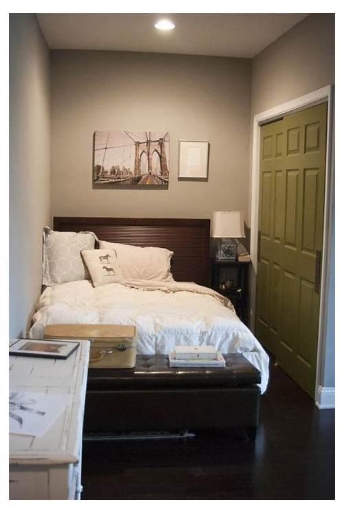 Small Guest Bedroom Traditional bedroom design & decor ideas gallery