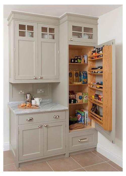 Small Kitchen Pantry Cabinets kitchen design & decor ideas gallery