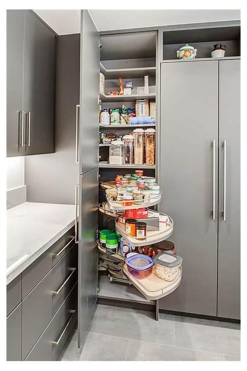 Small Kitchen Pantry Storage Solutions kitchen design & decor ideas gallery