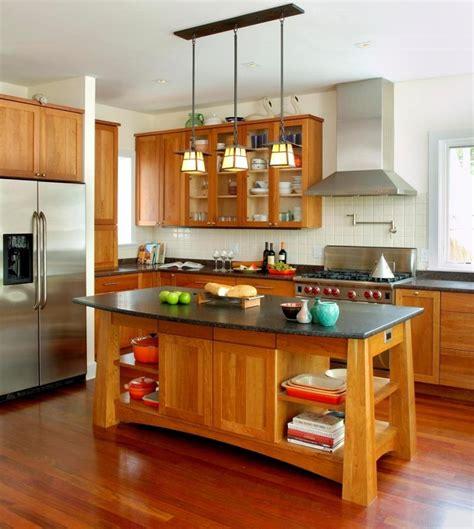 Small Kitchen with Island Design Ideas kitchen design & decor ideas gallery