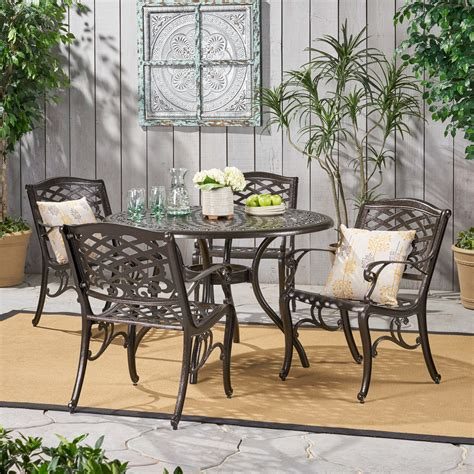 Small Outdoor Patio Furniture Dining Sets