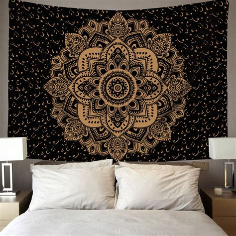 Sunm Boutique Tapestry Wall Hanging Indian Mandala Tapestry Bohemian