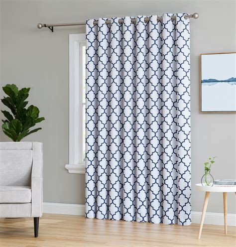 Thermal Patio Door Curtains