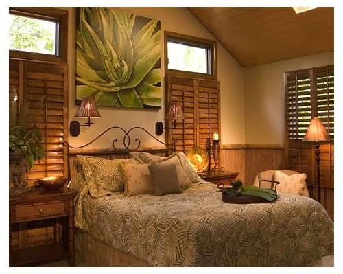 Tropical Master Bedroom Design bedroom design & decor ideas gallery