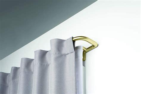 Umbra Twilight Room Darkening Curtain Rod –  Wrap Around Curtain