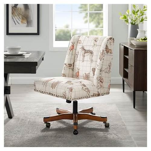 Upholstered Office Chair office design & decor ideas gallery