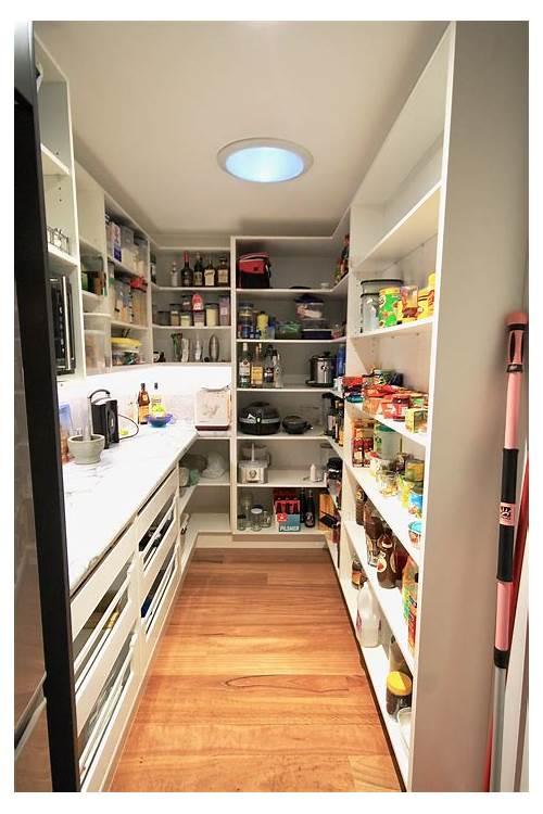 Walk In Kitchen Pantry kitchen design & decor ideas gallery