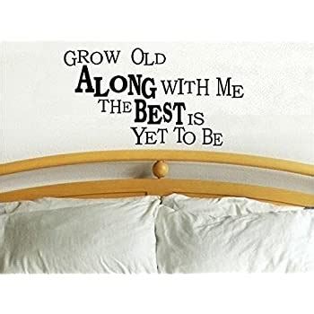 Wall Decor Plus More WDPM3879 Grow Old Along with