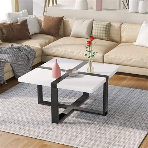 White Living Room Center Table living room design & decor ideas gallery