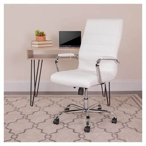 White Office Desk Chair office design & decor ideas gallery