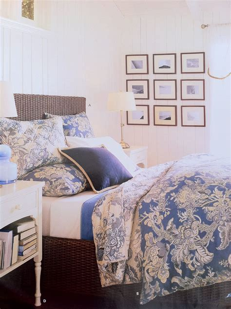 White and Blue Bedroom bedroom design & decor ideas gallery