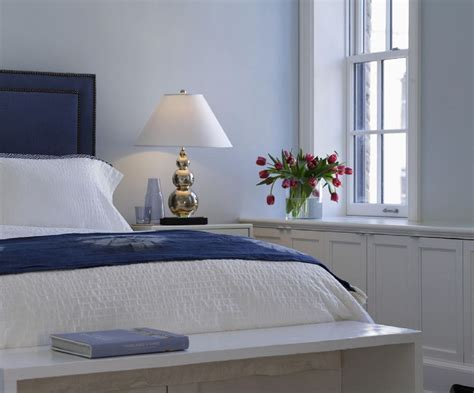 White and Blue Bedroom Decorating bedroom design & decor ideas gallery