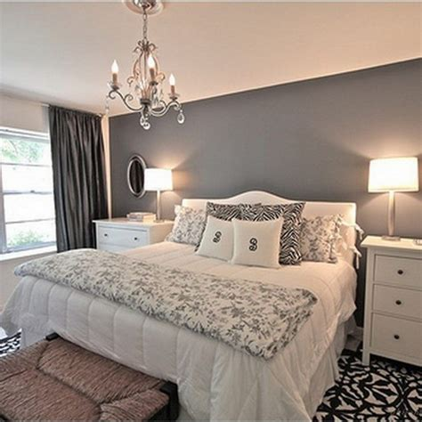 White and Grey Master Bedroom Ideas bedroom design & decor ideas gallery